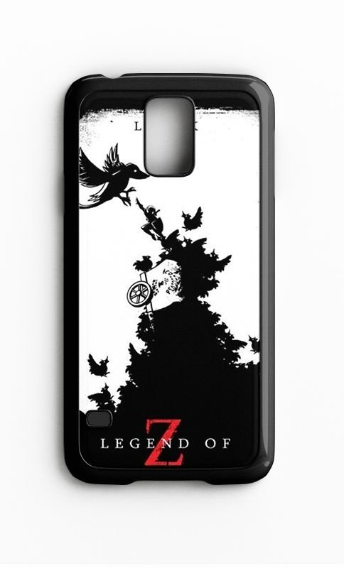 Capa para Celular Legend Of Zelda Galaxy S4/S5 Iphone S4 - Nerd e Geek - Presentes Criativos
