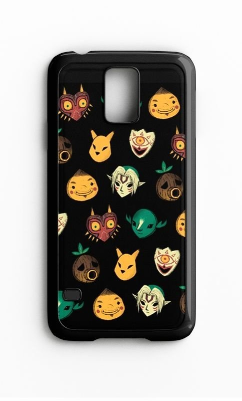 Capa para Celular The Legend Of Zelda Link Galaxy S4/S5 Iphone S4 - Nerd e Geek - Presentes Criativos