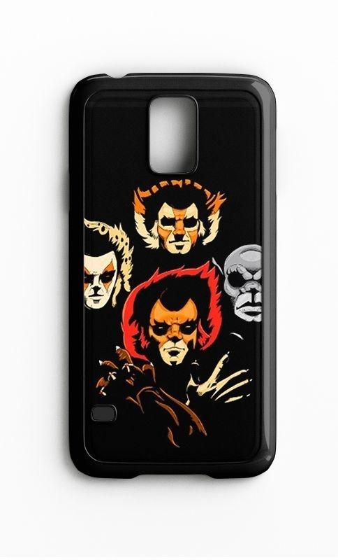 Capa para Celular ThunderCats Galaxy S4/S5 Iphone S4