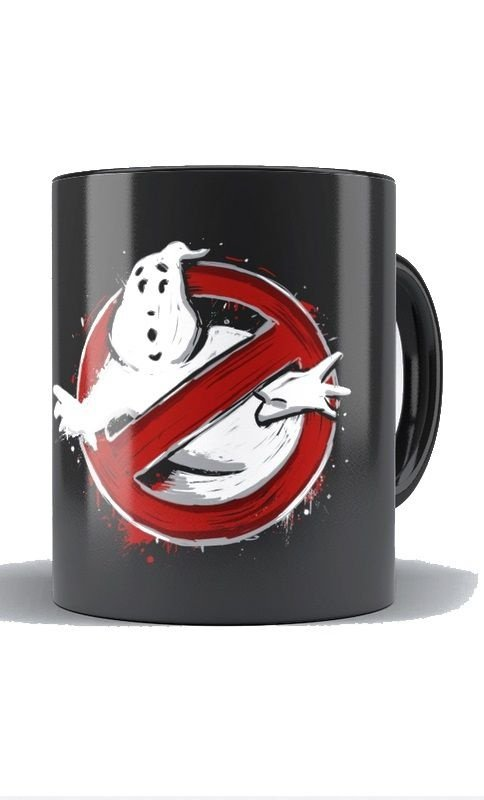 Caneca Ghostbusters - Nerd e Geek - Presentes Criativos