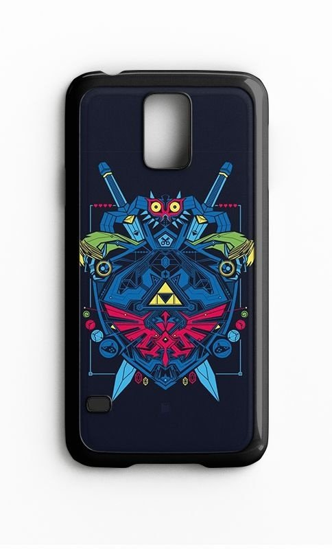 Capa para Celular Zelda Armor Galaxy S4/S5 Iphone S4 - Nerd e Geek - Presentes Criativos