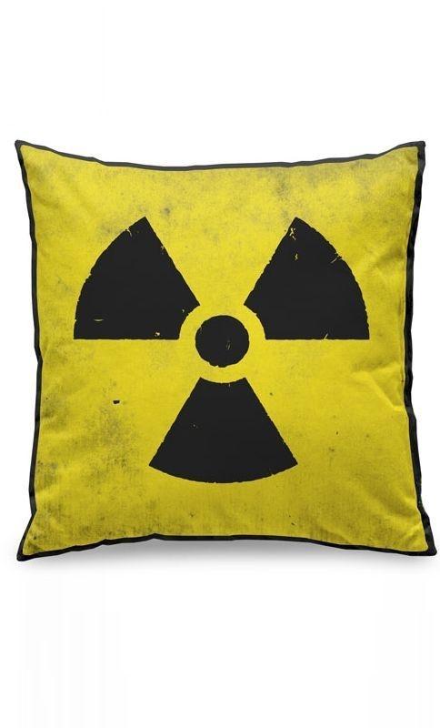 Almofada Radioactive  Presentes Criativos