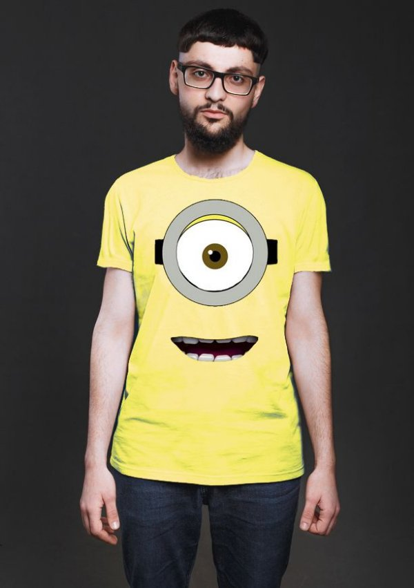 Camiseta Minion