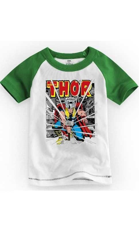 Camiseta Infantil Thor