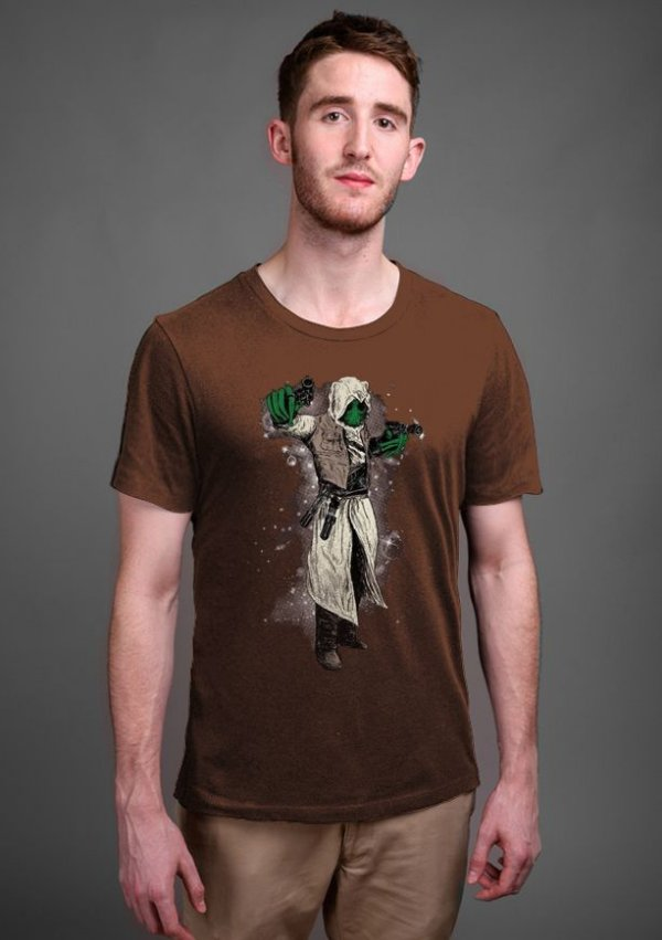 Camiseta Masculina .Assassin Creed