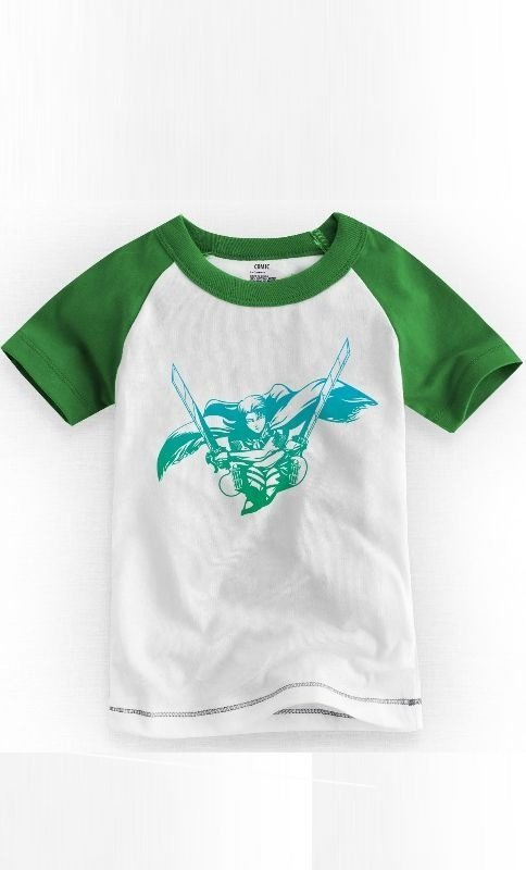 Camiseta Infantil Final Fantasy liberty