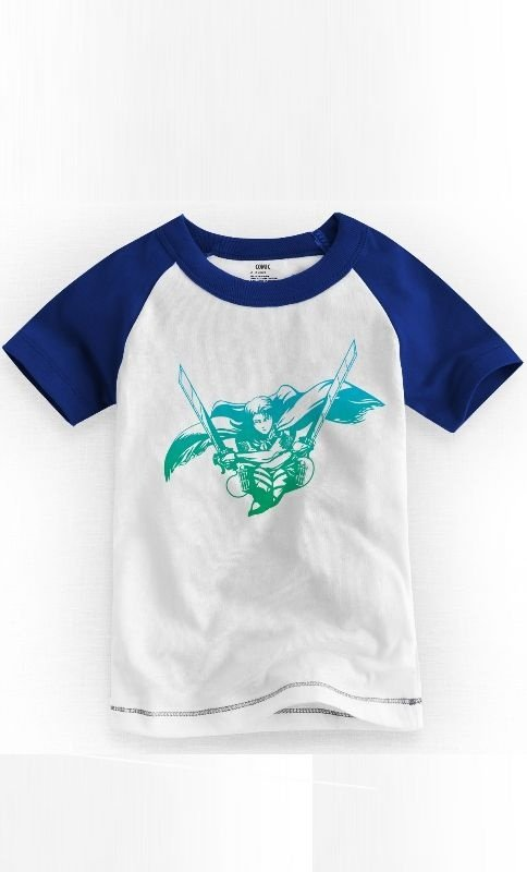 Camiseta Infantil Final Fantasy liberty 1