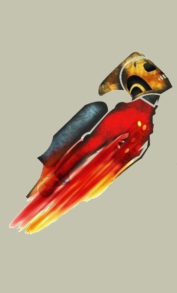 Camiseta The Rocketeer