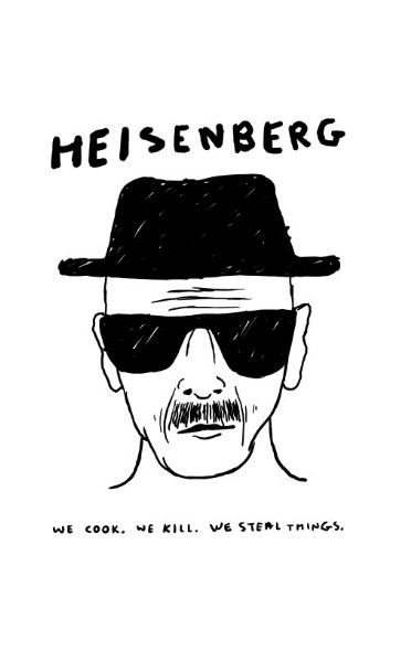 Camiseta Men Heisenberg