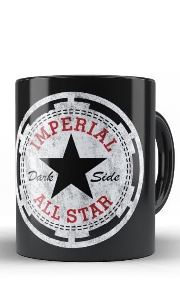 Caneca All Star - Nerd e Geek - Presentes Criativos