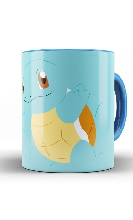 Caneca Anime Pokemon Bulbasaur - Nerd e Geek - Presentes Criativos