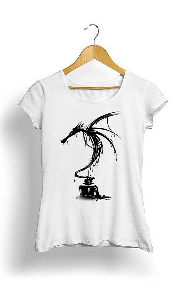 Camiseta Dragon - Shaped Ink