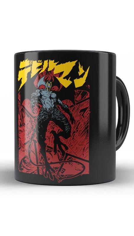Caneca Anime Devilman Crybaby