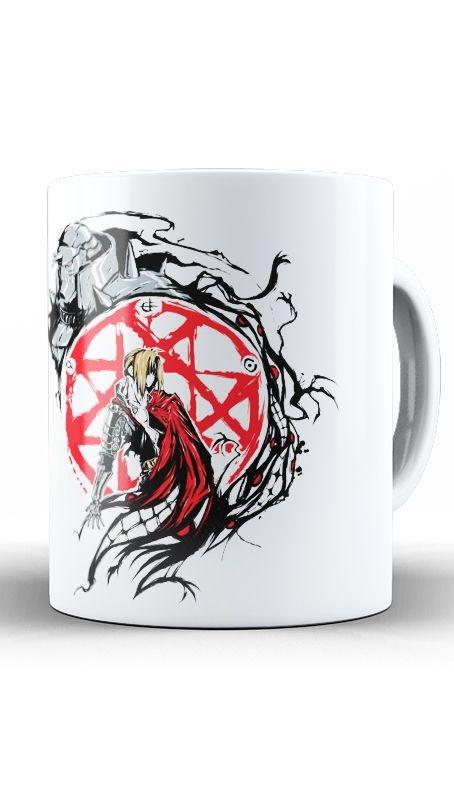 Caneca Anime FullMetal Alchemist