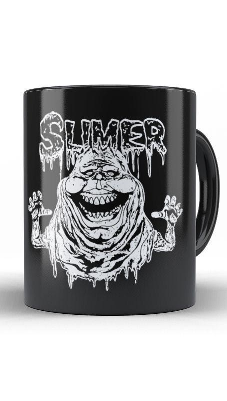 Caneca Caça Fantasmas - Slimer