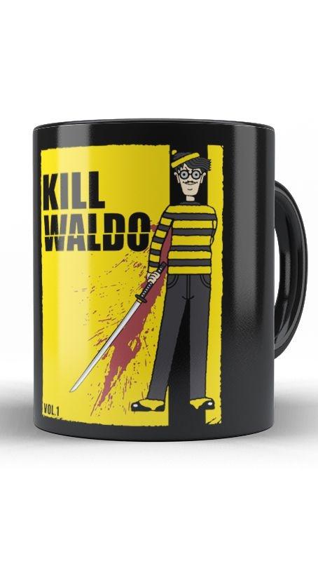 Caneca Kill Waldo, Wally
