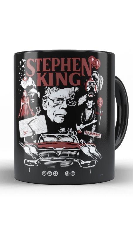 Caneca Stephen King