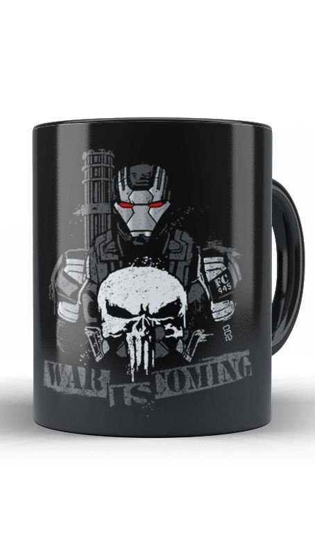 Caneca War is Coming