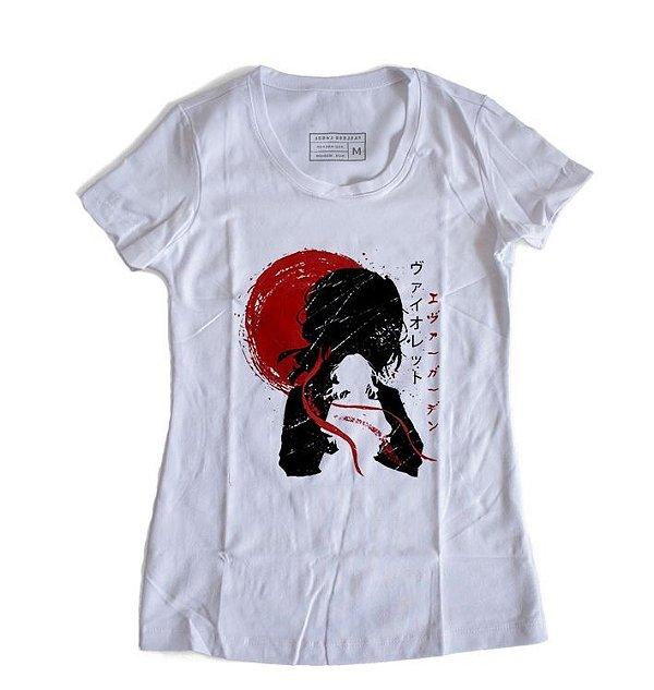 Camiseta Feminina Anime Violet Evergarden