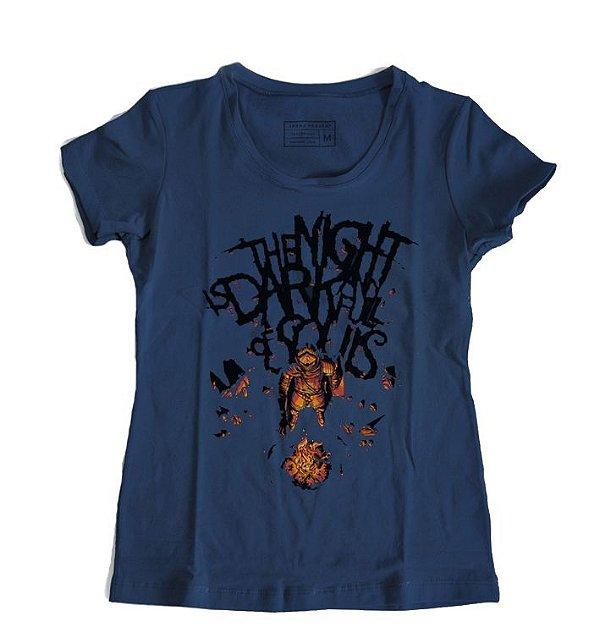 Camiseta Feminina Dark Souls