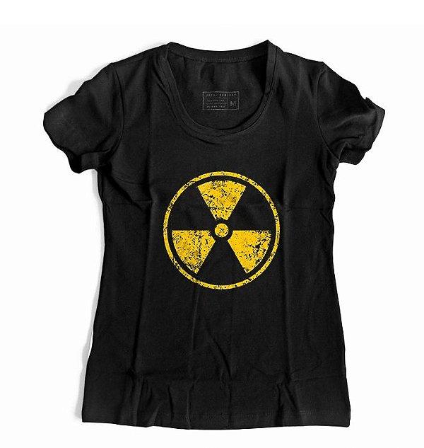 Camiseta Feminina Duke Nukem