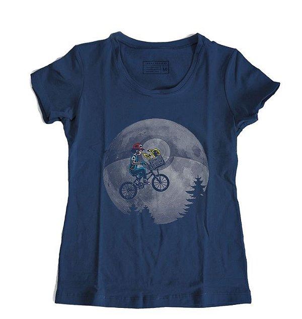 Camiseta Feminina Pokemon ET