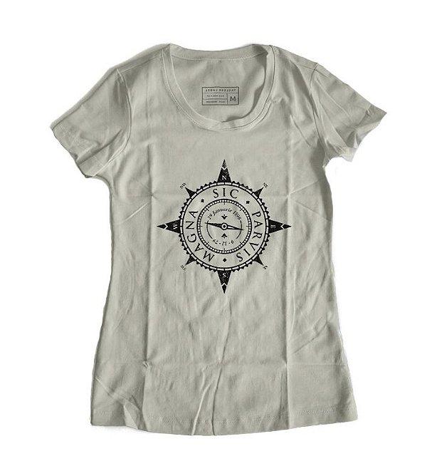 Camiseta Feminina Uncharted