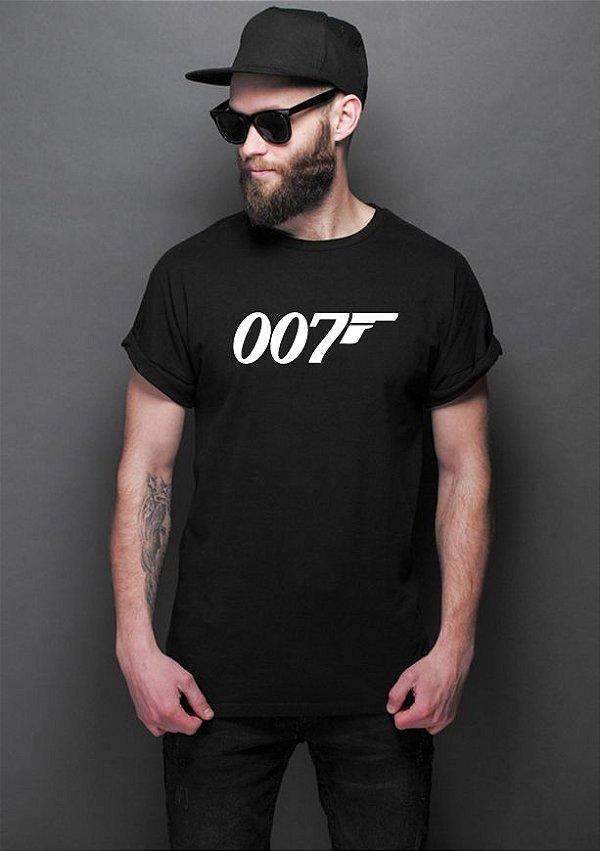 Camiseta Masculina 007