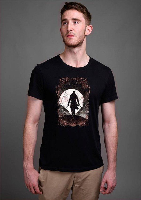 Camiseta Masculina Assassins Creed