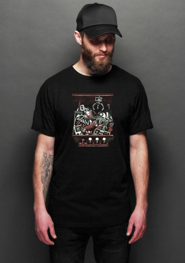 Camiseta Masculina Escolha sua Aventura