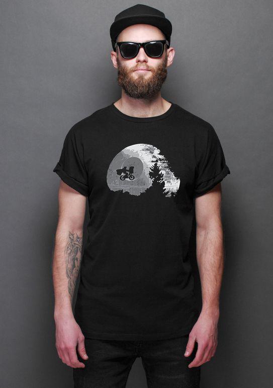 Camiseta Masculina Et