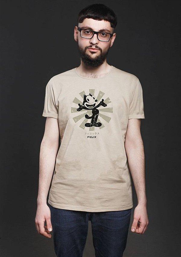 Camiseta Masculina Felix