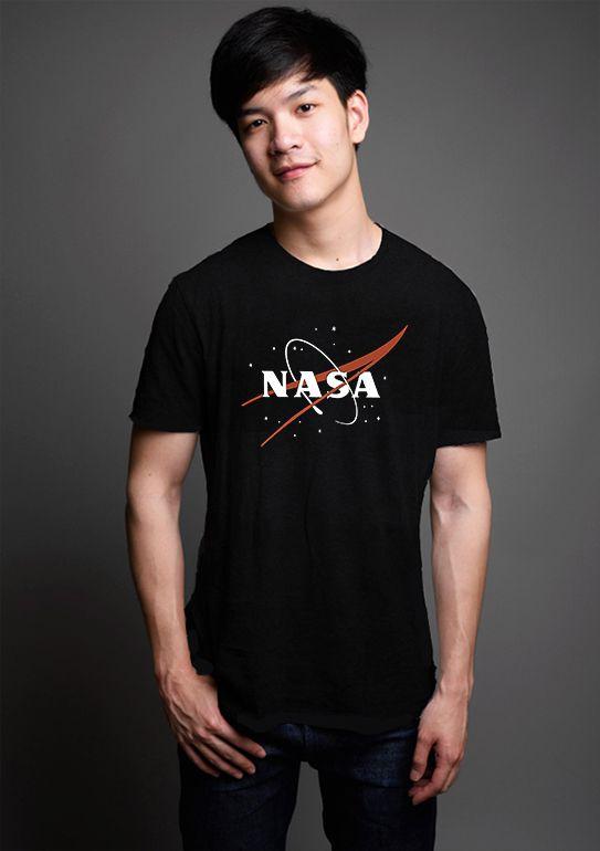 Camiseta Masculina Nasa