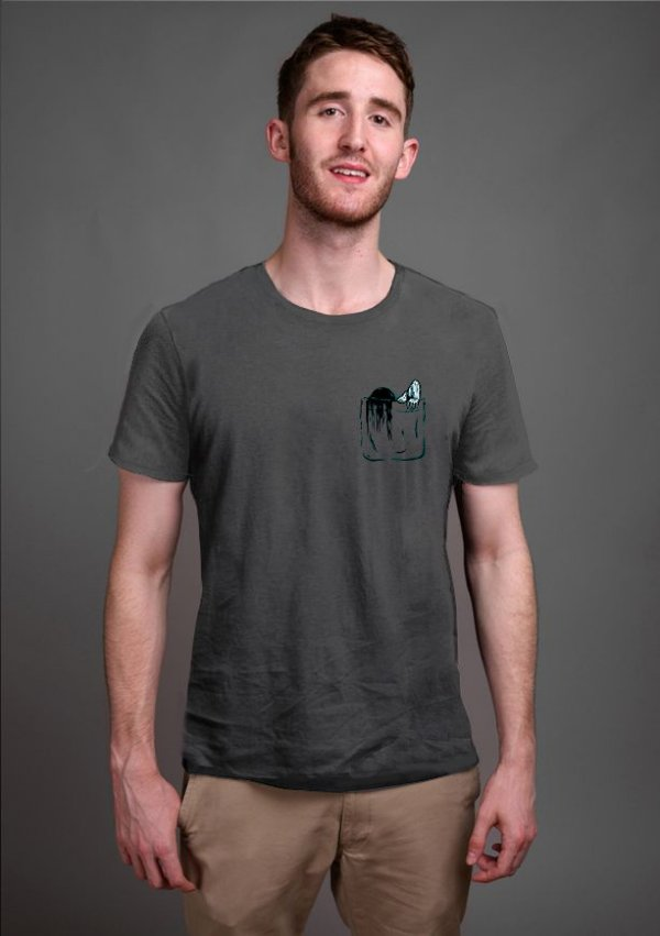 Camiseta Masculina O Chamado