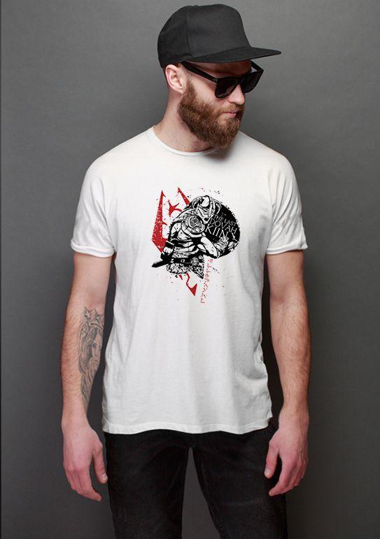 Camiseta Masculina The Elder Scrolls V Skyrim
