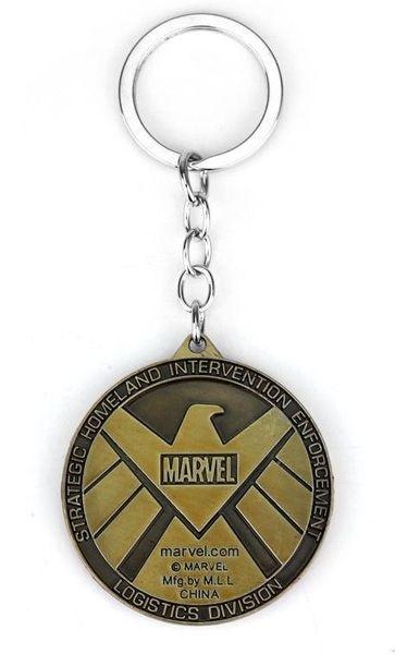 Chaveiro Marvel  Os Vingadores S.H.I.E.L.D