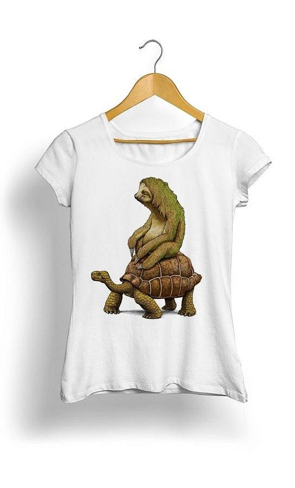Camiseta Friendly Turtle
