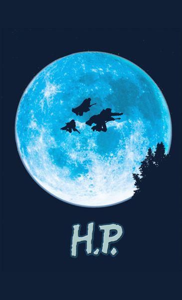 Camiseta Harry Potter - E.T