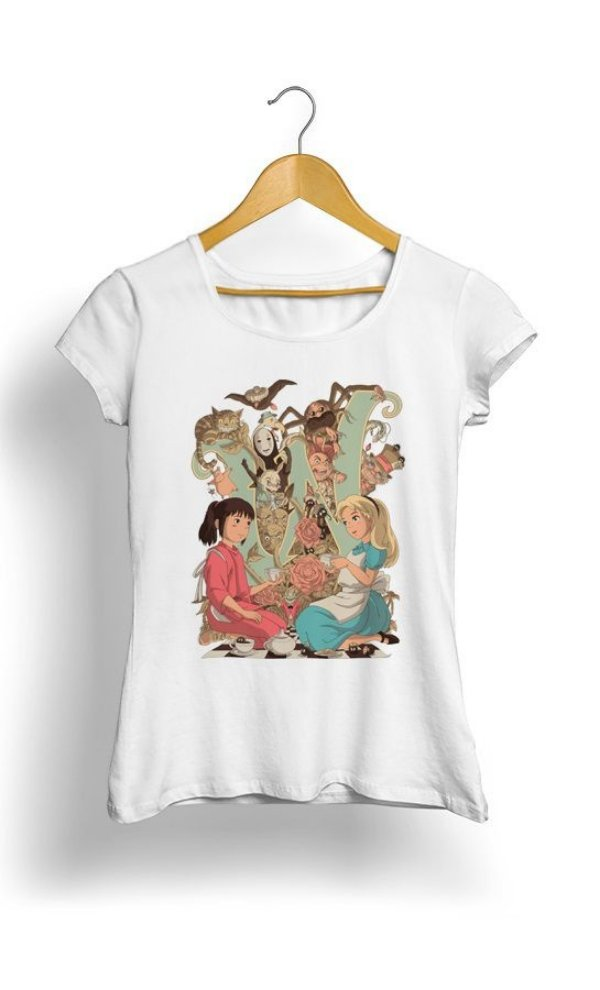 Camiseta World Of Alice