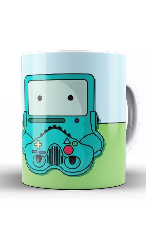 Caneca Adventure Time Stormtrooper
