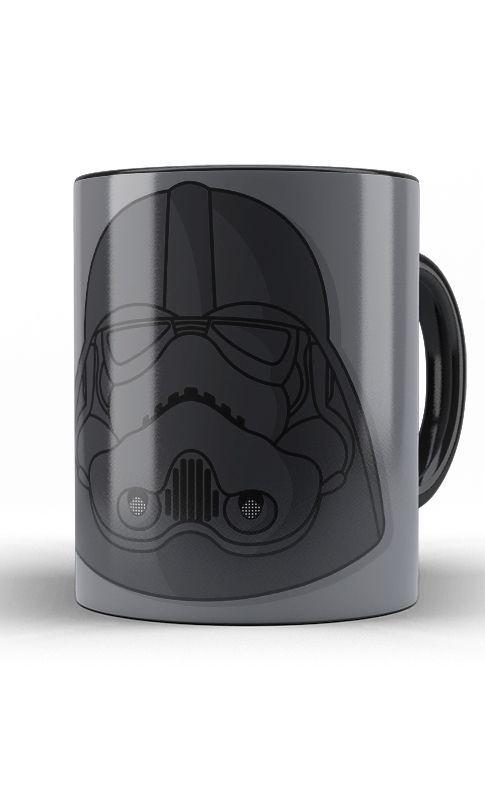 Caneca Star Wars  Darth Stormtrooper