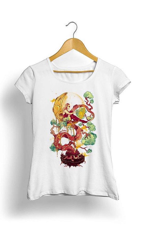Camiseta Imaginary world