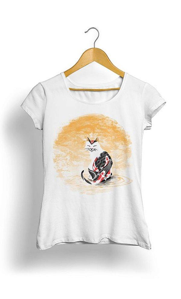 Camiseta Cat Happy