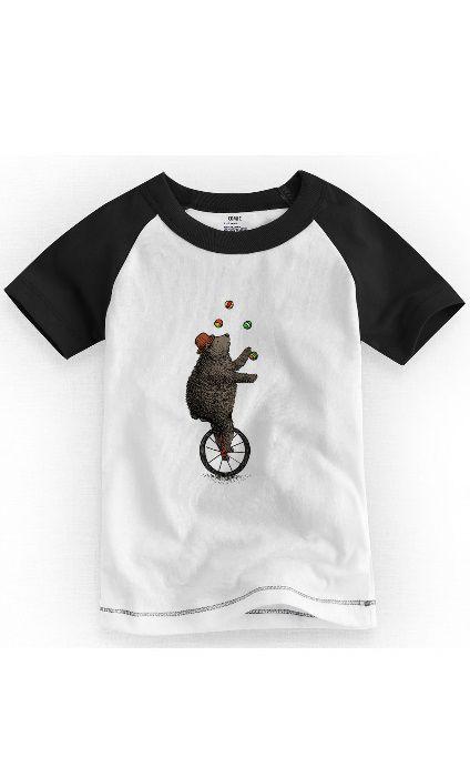 Camiseta Infantil Malabaris