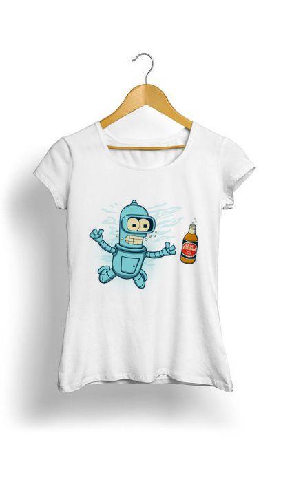 Camiseta Feminina Tropicalli Nebeermind