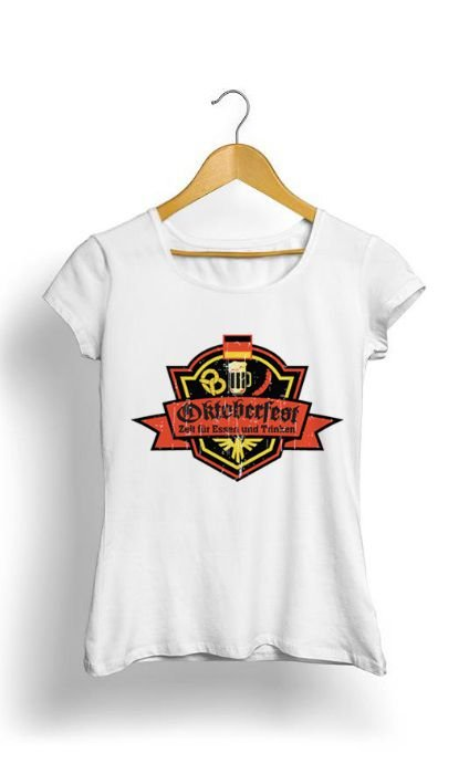 Camiseta Feminina Tropicalli Oktoberfest