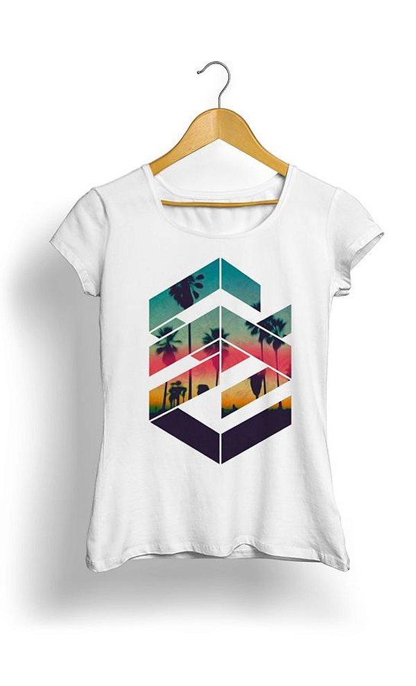 Camiseta Feminina Tropicalli Summer