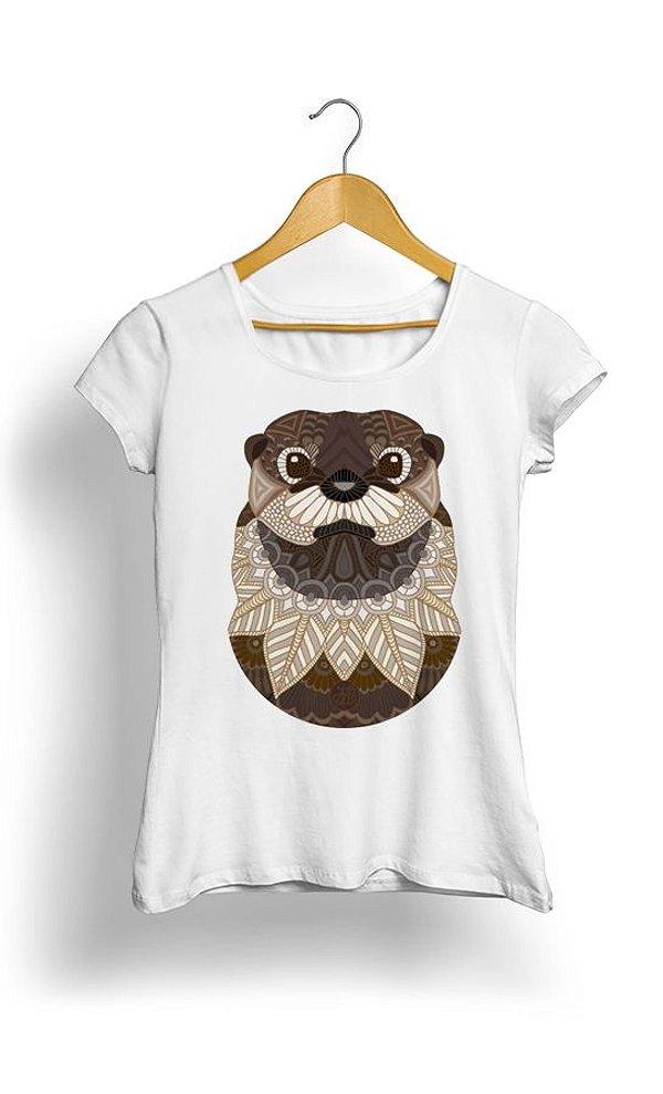 Camiseta Feminina Tropicalli Animals