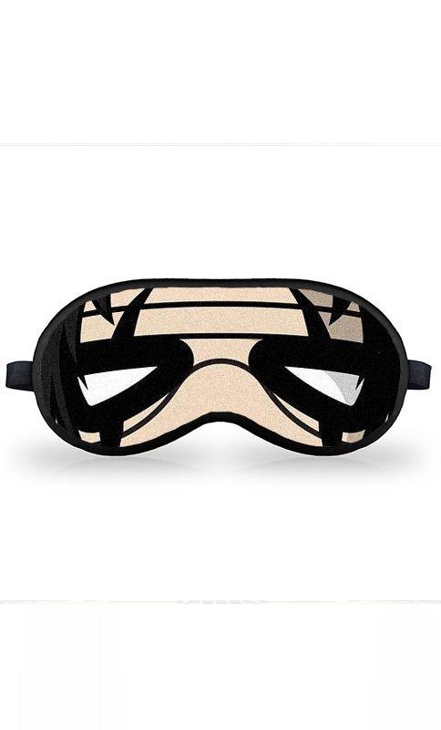 Máscara de Dormir Star Wars Alice Cooper  Stormtrooper