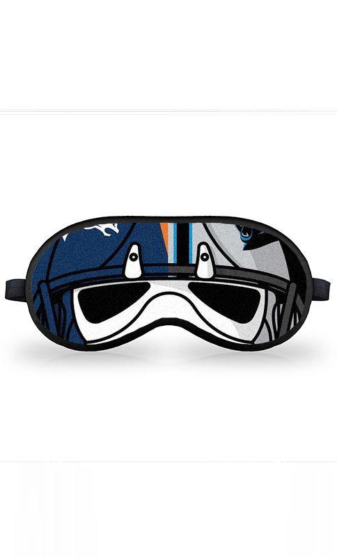 Máscara de Dormir Star Wars Super Bowl Stormtrooper